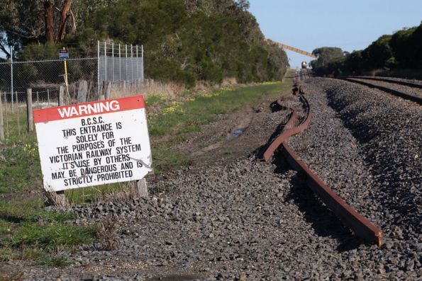 I am pretty sure taking photos of trains doesn't fall into access for 'the purposes of the Victorian railway system'