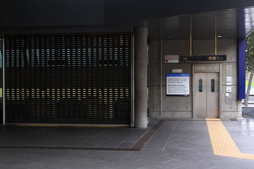 Flagstaff station locked up tight for the weekend