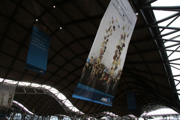 Banner from ANZ promoting their sponsored WiFi hotspot