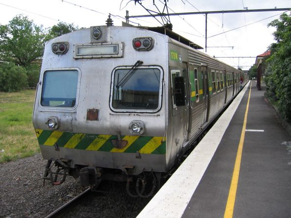 Hitachi 178M at Williamstown station