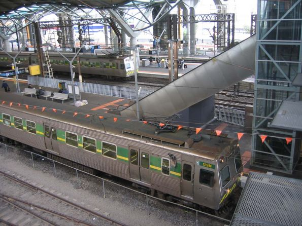 88M and 129M at Southern Cross Station