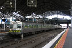 Hitachi 23M at Southern Cross platform 10