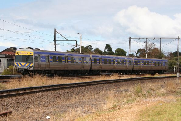 Alstom Comeng 538M on an up Werribee service at Newport