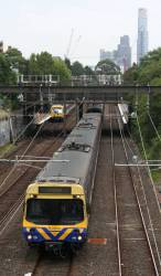 EDI Comeng for Lilydale near East Richmond