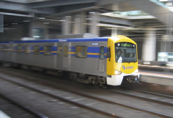 Siemens 808M at Southern Cross