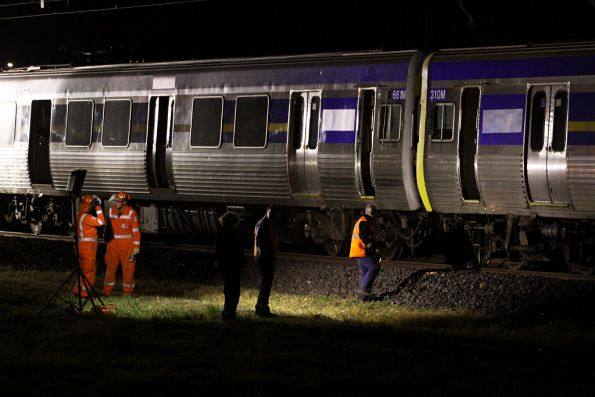 Craigieburn collision - May 2010