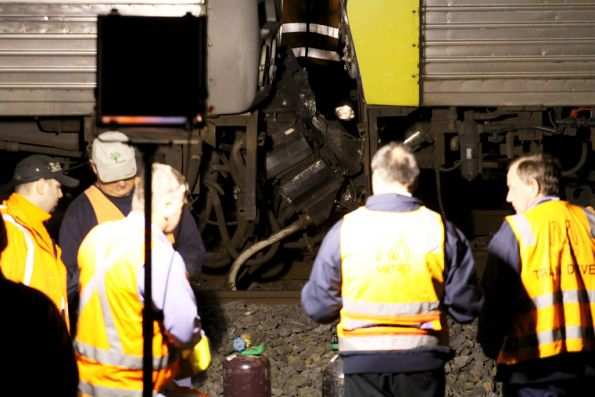 Craigieburn collision, May 2010