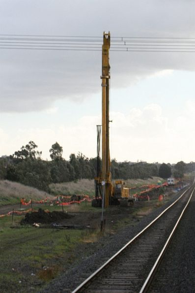 Craigieburn electrification project