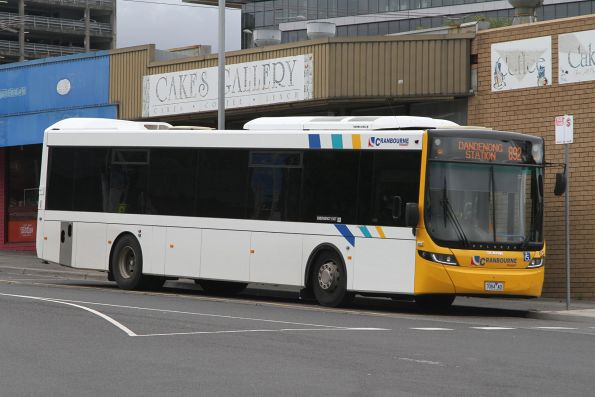 Cranbourne Transit #62 7084AO on route 892 at Dandenong station