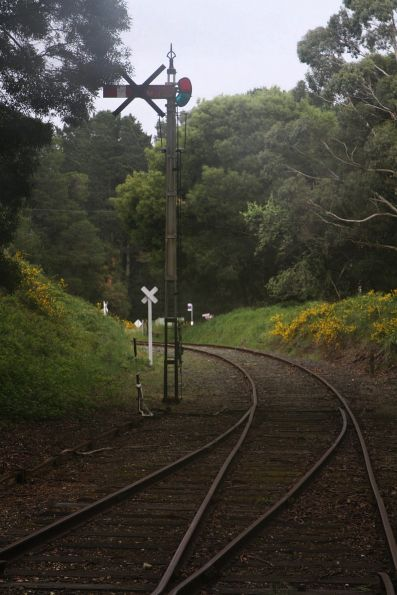 Daylesford Spa Country Railway