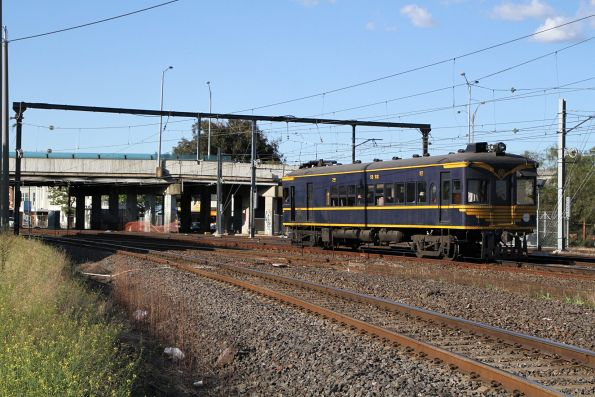 DERMPAV - Rail Revival Alliance charter to Dunolly