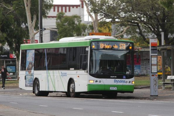 Dysons #486 7454AO on a route 513 service at Coburg