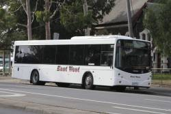 East West Bus Lines bus #809 rego 7379AO on a route 561