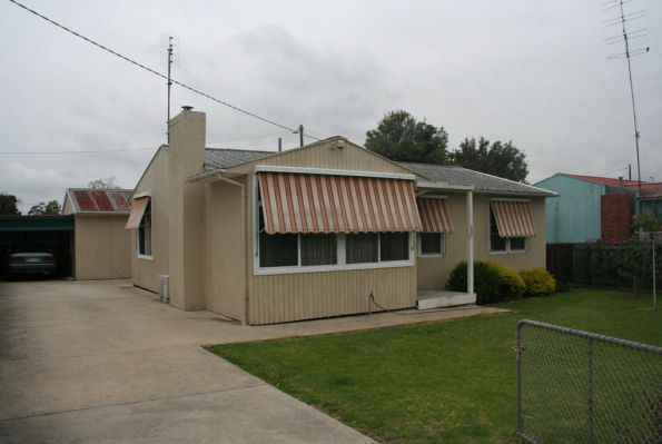 VR departmental residence at Bairnsdale