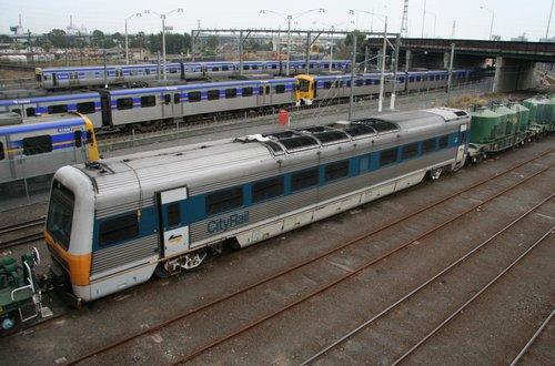 CityRail Endeavour railcar LE 2853