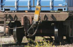 ETAS device for the Western SG, on a PN intermodal service