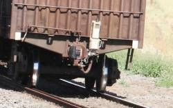 ETAS device for the Western SG, on a PN steel train