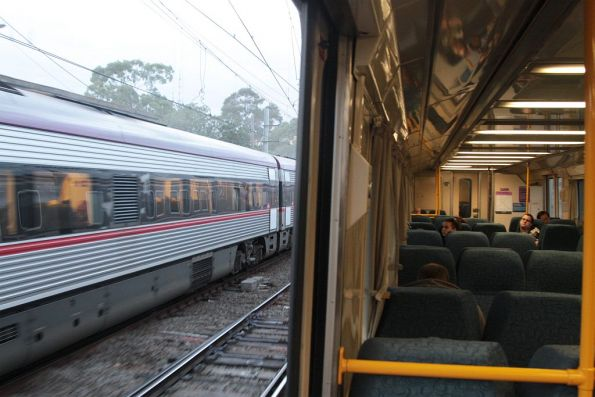 V/Line - Failed H set doors