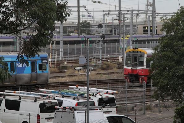 V/Line - Failed Sprinter, June 2014