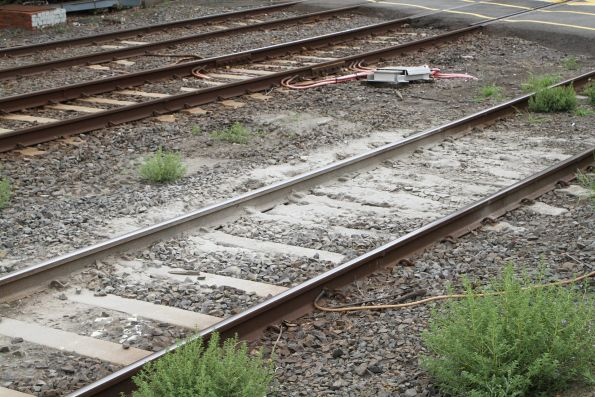 Failing rail infrastructure of Melbourne