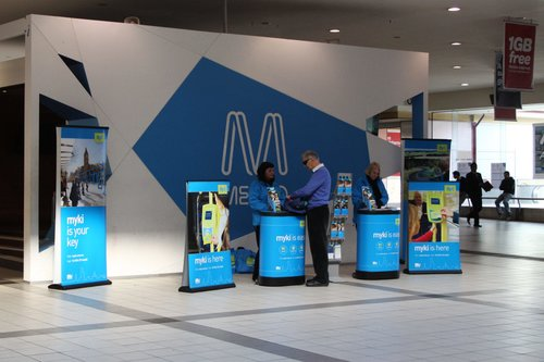 Still plugging away at promoting Myki