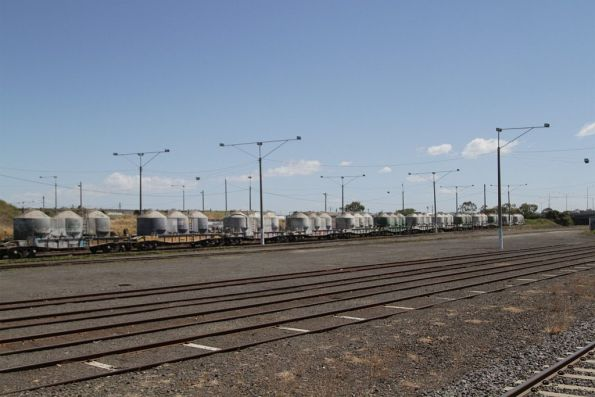 Geelong broad gauge freight