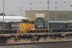 T400 stabled at North Geelong Yard