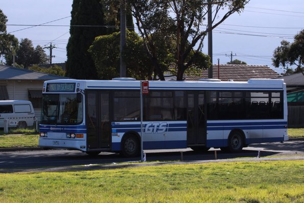 McHarry's #25 rego 1525AO in GTS livery at North Shore