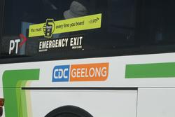 'Benders' buses in Geelong are now branded as 'CDC Geelong'