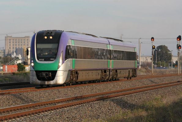Driver of VL 12 to Centrol -