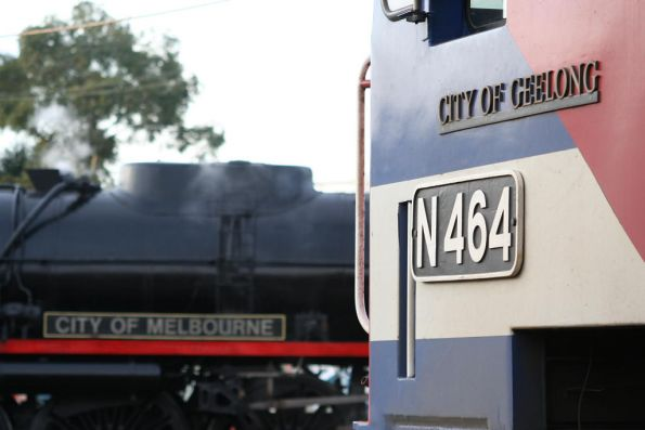 Geelong Rail 150