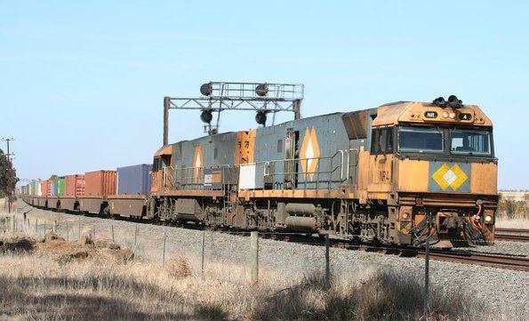 NR4 and NR101 Adelaide bound at Little River