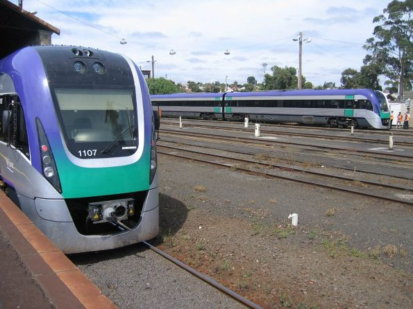 First VLocity Services to Geelong