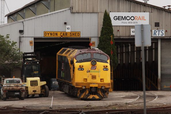 Gemco Rail, South Dynon