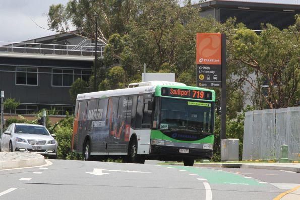 Gold Coast Buses Wongm S Rail Gallery
