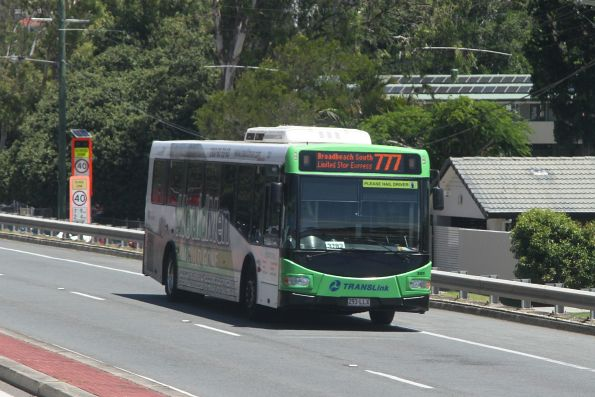 Surfside bus #301 293LLX on route 777 at Burleigh Heads