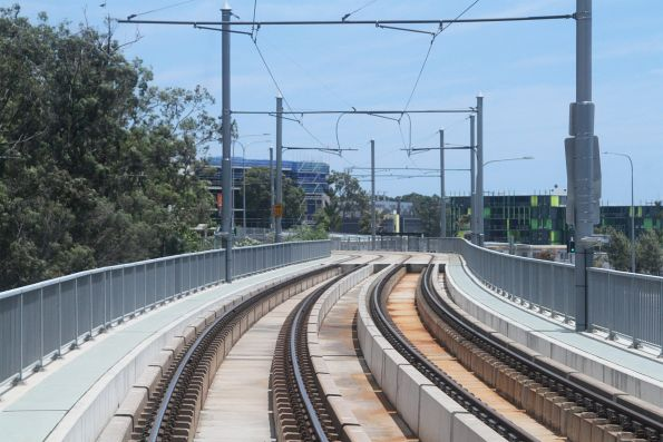 Gold Coast Light Rail infrastructure