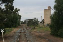 Up end points at Numurkah