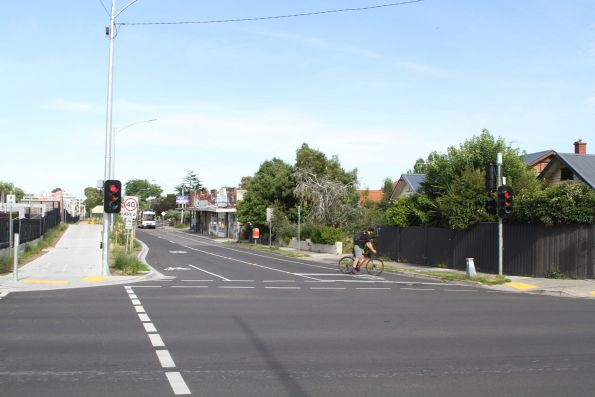 Grange Road level crossing removal project