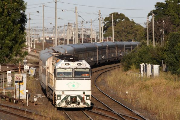 Great Southern Rail - Southern Spirit