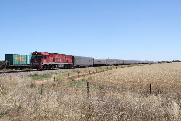 Great Southern Rail - The Ghan
