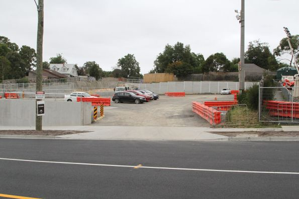 Heatherdale grade separation project