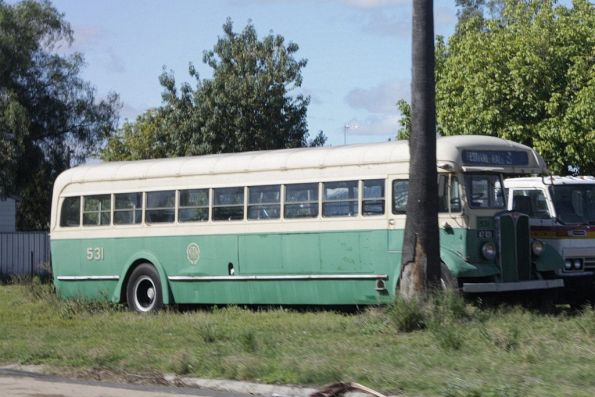 Heritage buses