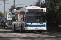 Kastoria Bus Lines #40 8463AO with a route 476 service along Keilor Road, Niddrie