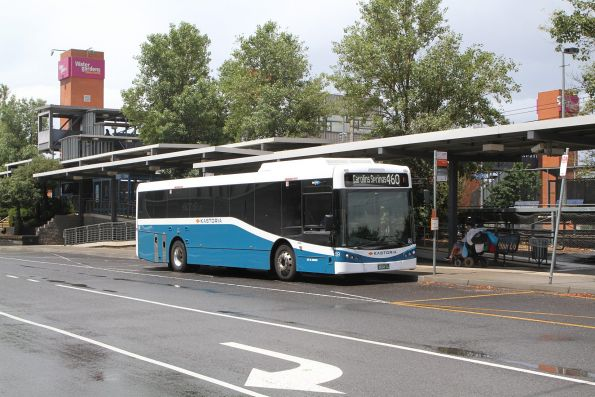 Kastoria bus #59 BS04AJ on route 460 at Watergardens station
