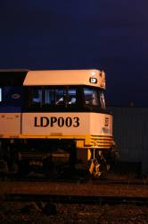 LDP003 and 002 awaiting departure from North Dynon