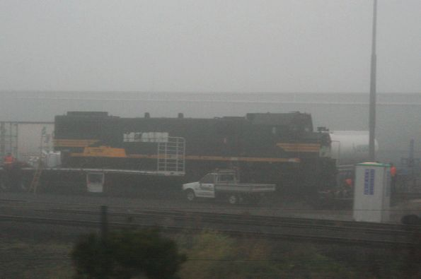 Qr National 39 S X53 At The Crt Altona Depot For Rust