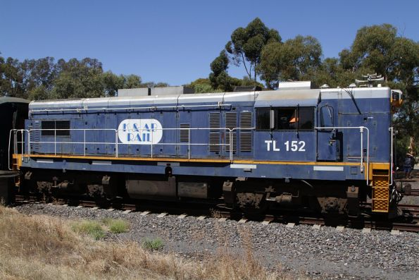 TL152 at Kaniva, owned by K&AB Rail