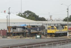 VL356, G515 and GML10 at the North Dynon fuel point