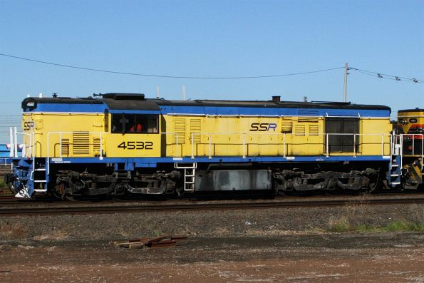 4532 now in service with SSR